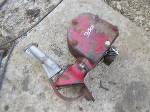 Farmall 300 Tractor Original Ih Ihc Engine Motor Governor Assembly