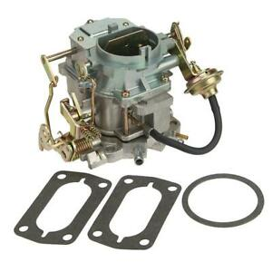 Carb Fit Chrysler Dodge Mopar 273 318 Engine 2bbl Carter Carburetor 1966 1973