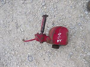 Farmall 300 Rc Tractor Orgl Ihc Engine Motor Governor Assembly Case