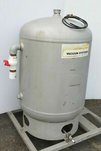 Silvan Industries Pressure Vessel Vacuum Tank Compressor Air Receiver 80 Gallon