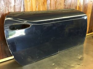 Fiat 124 Spider Door Shell Assembly Passenger Side For Parts F2047