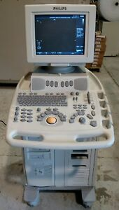 Philips Envisor C Hd Ultrasound Machine System M2540a C 0 2 Software