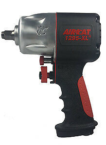 Aircat 1 2 Drive Hd Compact Impact Wrench 1295 xl