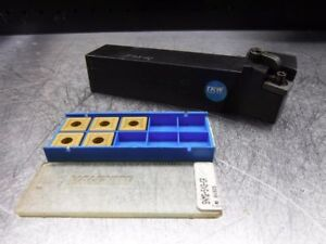 Trw Indexable Lathe Tool Holder Msknl 20 5d W Qty5 Snmg 543 loc442