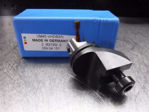 Valenite Vm Km 40 Insert Cartridge Holder Vm40 Vhdbsn loc548a