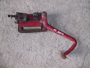 International Farmall 656 H Hydro Tractor Clutch Pedal Hydraulic Pack