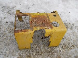 International Cub 154 Low Boy Tractor Ihc Rear Transmission Housing Cover Panel