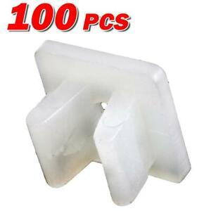 100x Bumper Fender Trims Panel Retainer Nut Rivet For Toyota Tacoma T100 Pickup