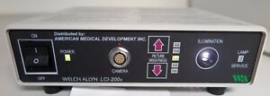 Welch Allyn Lci 200s Illumination Imaging Camera Control Unit Light Source