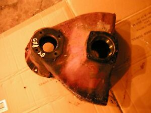Farmall Cub Lo Low Boy Tractor Good Ih Right Rearend Drop Axle Housing