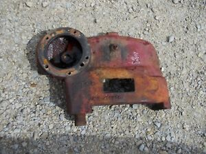 Farmall Cub Low Boy Tractor Ih Front Radiator Bottom Bolster Crank Alignment