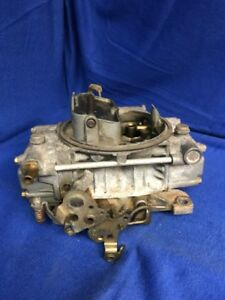 Used Holley Carburetors 600 Cfm 65 1850s