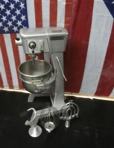 Very Nice Hobart D300t 30 Qt Dough Bakery Pizza Mixer 3 4 Hp 115