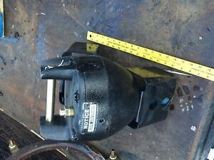 Tractor Pto Post Hole Digger Hd Gear Box Phd 50 With Shields New