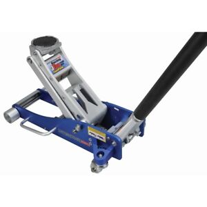 3 Ton Low Profile Aluminum Racing Car Auto Floor Jack 6000 Lbs Limit 11111111111