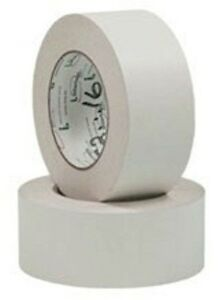 6 Rolls 165 Ft Each Self Adhesive White Paper Tape No Water Required