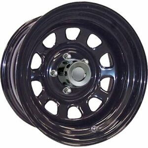 Pro Comp Wheel 15 Inch Diameter New Chevy Ram Truck Econoline Pcw51 5885
