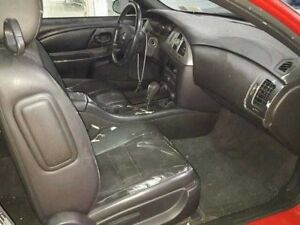 Passenger Front Seat Bucket With Air Bag Leather Fits 06 07 Monte Carlo 1233055