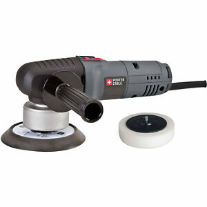 Porter Cable 7346sp 6 Variable Speed Random Orbit Sander With Polishing Pad
