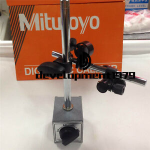 Mitutoyo New 7011s 10 Magnetic Stands For Dial Test Indicators