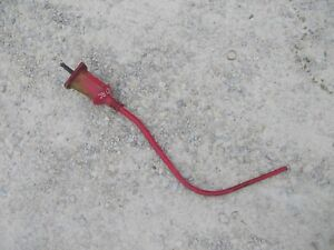 Farmall 300 350 Tractor Ih Gear Shifter W Mounting Column