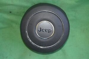 Jeep Compass Patriot Liberty 2011 2016 Driver Steering Wheel Airbag Horn Button