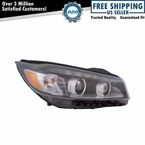 Halogen Headlight Lamp Assembly W Led Accent Passenger Rh For Kia Sorento New