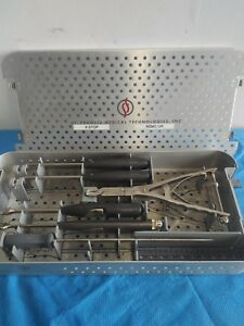 St Francis Medical Surgical Orthopedic Spine Instrument Set