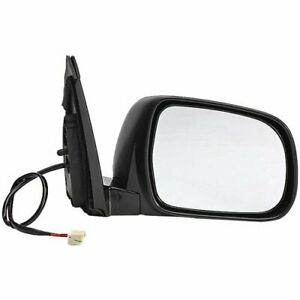 Dorman Mirror Driver Left Side New Heated Lh Hand For Lexus Rx330 955 739
