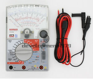 Cx 506a Sanwa Cx506a Linear Multitester Multimeters Japan New