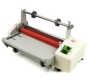 A3 Hot And Cold Roll Laminating Machine 8350 Film Laminator 220v