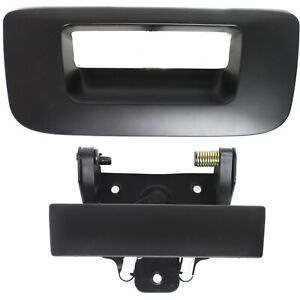 Tailgate Handle For 2007 2013 Chevrolet Silverado 1500 Set Of 2 Exterior Primed