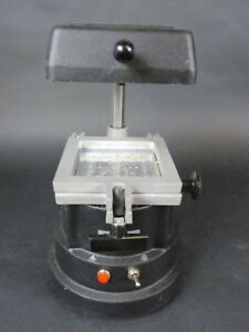 Henry Schein The Machine Iii Dental Lab Vacuum Former Mouth Guard Thermoforming