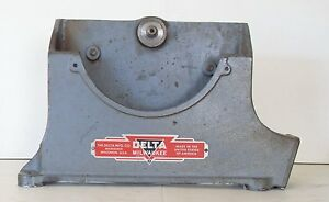 Delta Rockwell 34-30534-307 Tilting Top Table Saw - Base & Arbor & Bearings