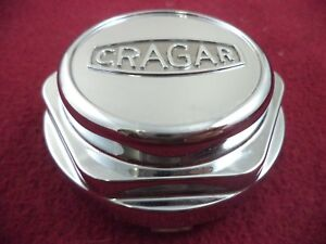 Cragar Wheels Chrome Custom Wheel Center Cap A518f 1 1 Cap