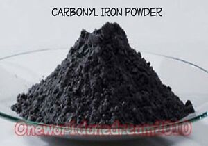 1 Lb Pound 454g High Purity 99 5 Pure Carbonyl Iron Fe Powder Zero Valent