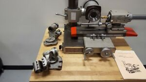 Used Cutter Master Hdt 610 Universal Tool Cutter Grinder