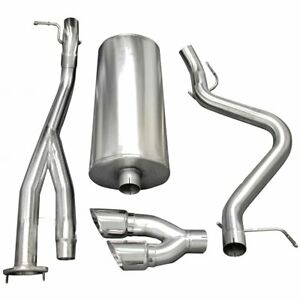 Corsa Exhaust System New For Chevy Chevrolet Silverado 1500 Truck 14279
