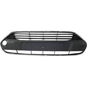 Capa Bumper Face Bar Grille Upper For Transit Connect Fo1036171c Dt1z17e810a
