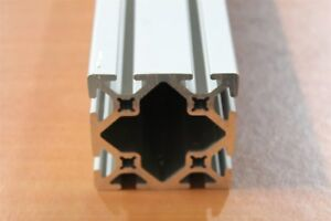 8020 Inc 15 Series Smooth Aluminum Extrusion Part 3030 s X 60 Heavy Sc F2 01