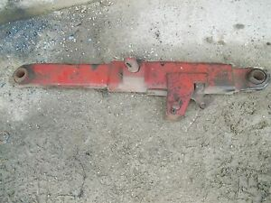 Farmall 1066 966 1086 Tractor Ihc Ih Left Main 3pt Hitch Bottom Lift Arm