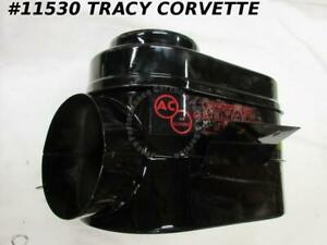 1958 1961 Corvette Fuel Injection Air Cleaner Assembly Gm 1553780 Steel