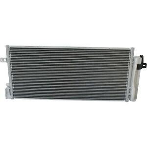 Ac Condenser For 2012 2018 Chevrolet Sonic 1 4l Eng With Receiver Drier