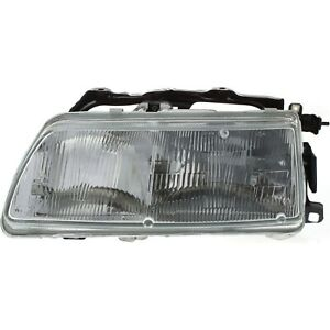 Headlight For 90 91 Honda Civic Dx Lx Si Rt 4wd Ex Cx Crx Si Hf Left With Bulb