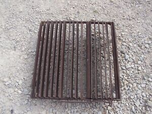 Allis Chalmers Ac Wd45 Wd Tractor Original Front Radiator Grill Shutters Shutter