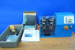 Moeller Ebsomat 400 Axial Trimmer Former For Electronic Components Pcb Bulk