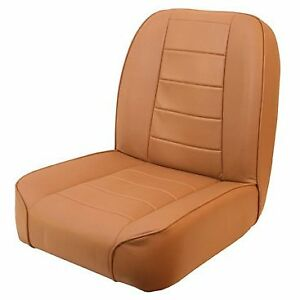 Rugged Ridge 13400 04 Seat Low Back Bucket Direct Fit