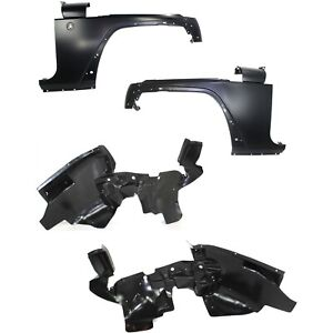 New Auto Body Repair Kit Front Driver Passenger Side Lh Rh For Jeep Wrangler