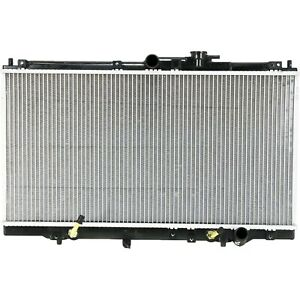 Radiator For 94 01 Acura Cl Accord Prelude With Transmission Cooler 19010p0ha51