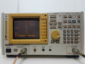 Advantest R 3361a Spectrum Analyzer 9khz 2 6 Ghz